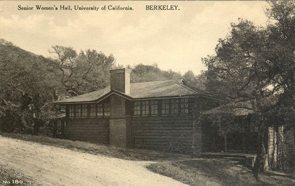 Senior Women's Hall, University of California, Berkeley